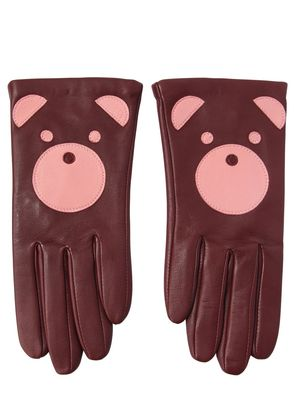 TEDDY NAPPA LEATHER GLOVES