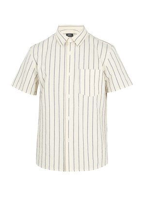 Bryan striped cotton shirt
