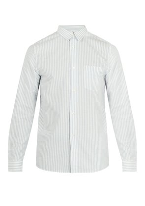 Oliver striped cotton shirt