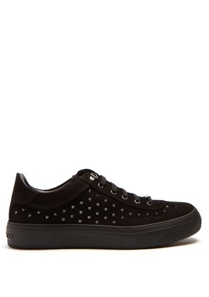 Ace low-top star-embellished trainers