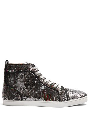Bip Bip Orlato high-top embellished trainers