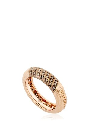 THE OTHER HALF ROSE GOLD RING