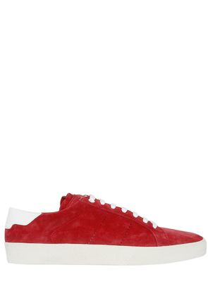COURT CLASSIC SL01 SUEDE SNEAKERS
