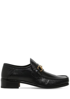 30MM VEGAS LEATHER HORSEBIT LOAFERS