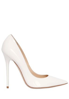 120MM ANOUK PATENT LEATHER PUMPS