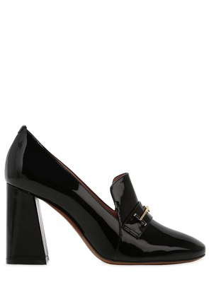 85MM CARNABY LISINA PATENT LEATHER PUMPS
