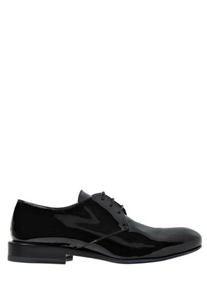 20MM PATENT LEATHER SHOES