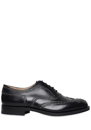 BURWOOD 2S POLISH BINDER LACE-UP SHOES