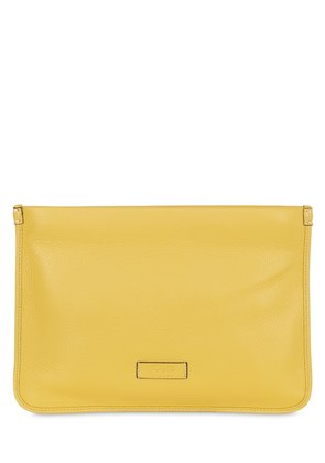 JEAN LEATHER POUCH