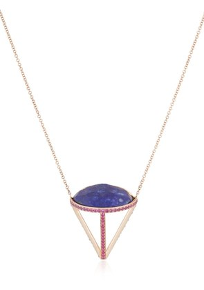 FRUIT OF THE OCEAN PENDENT NECKLACE