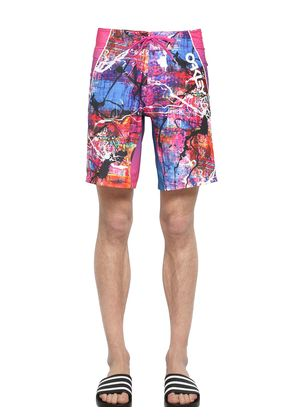 19' STRETCH SURFING BOARDSHORTS