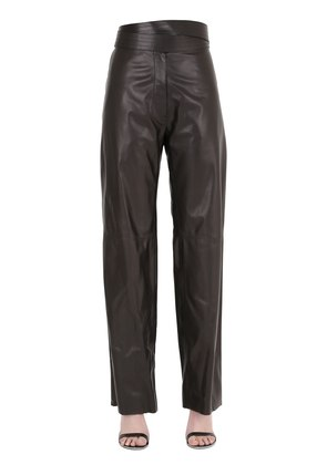 NAPPA LEATHER PANTS