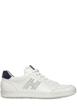 20MM PERFORATED LEATHER SNEAKERS