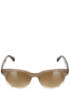 AFTON SUN SQUARE ACETATE SUNGLASSES