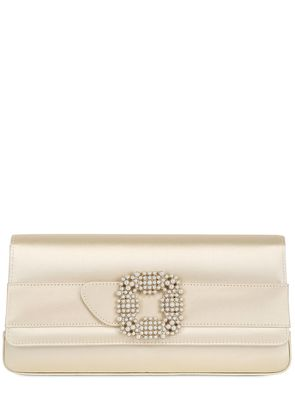 GOTHISI SILK SATIN CLUTCH