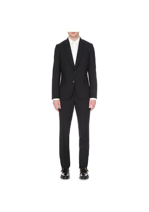 Paul Smith Mens Navy Buttoned Practical Suit, Size: 46R