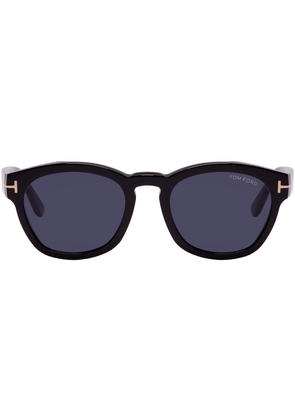 Tom Ford Black and Blue Brian Sunglasses