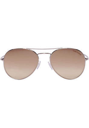 Tom Ford Silver Ace 2 Sunglasses