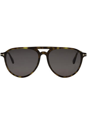 Tom Ford Tortoiseshell Carlo 02 Sunglasses