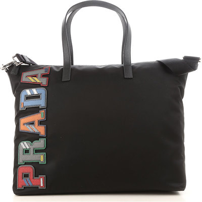 Tote Bag On Sale, Opaline, Leather, 2017, one size Prada