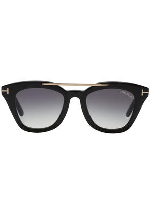 Tom Ford Black Anna Sunglasses