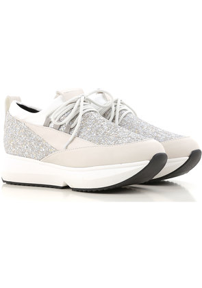 Alexander Smith Sneakers for Women On Sale, White, Leather, 2017, 3.5 7.5