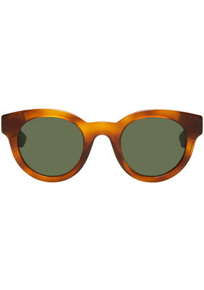 Gucci Tan Pantos Sunglasses