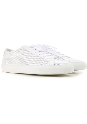 7e4db3f4278 Common White Achilles Original Sneakers Mujer Projects de Low 5OwqP