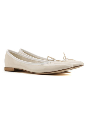 Repetto Womens Shoes On Sale, White, Patent Leather, 2017, 4 4.5 5 5.5 6.5