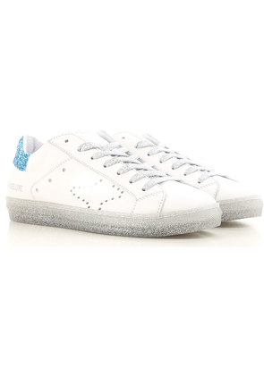 Sneakers for Women On Sale, White, Leather, 2017, EUR 37 - UK 4 - USA 6.5 EUR 38 - UK 5 - USA 7.5 EUR 39 - UK 6 - USA 8.5 EUR 40 - UK 7 - USA 9.5 Ama brand