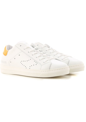 Sneakers for Women On Sale, White, Leather, 2017, 3 5 5.5 6 6.5 7.5 Prada