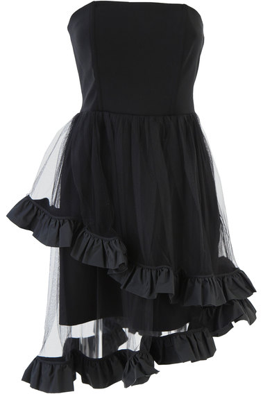 Dress for Women, Evening Cocktail Party On Sale, Black, polyester, 2017, 10 12 Pinko