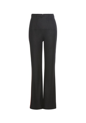 Virgin wool trousers