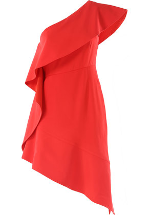 Dress for Women, Evening Cocktail Party On Sale in Outlet, Red, Viscose, 2017, 10 12 6 Pinko