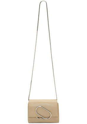 3.1 Phillip Lim Beige Micro Alix Crossbody Bag