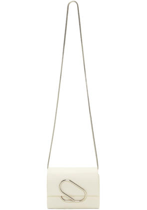 3.1 Phillip Lim White Micro Alix Crossbody Bag