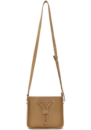 3.1 Phillip Lim Tan Mini Soleil Bucket Bag