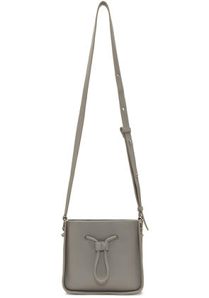 3.1 Phillip Lim Grey Mini Soleil Bucket Bag