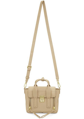 3.1 Phillip Lim Ssense Exclusive Beige Mini Pashli Satchel
