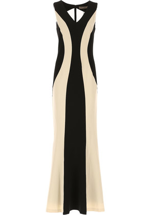 Dress for Women, Evening Cocktail Party On Sale, Black, polyester, 2017, 10 12 14 D.exterior