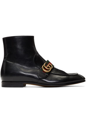 Gucci Black Donnie Boots