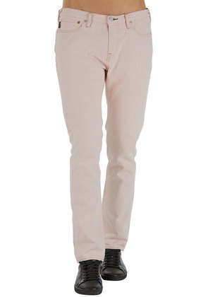 Jeans On Sale, Pink, Cotton, 2017, 32 Paul Smith