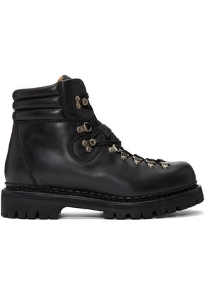 Gucci Black New Tracker Boots