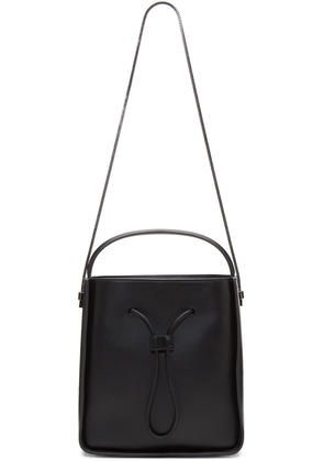 3.1 Phillip Lim Black Small Soleil Bucket Bag