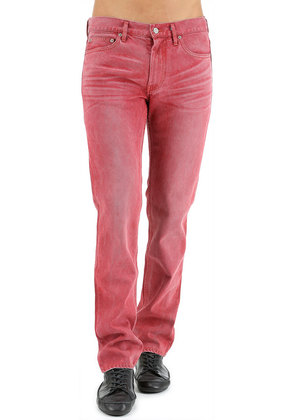 Marc Jacobs Jeans On Sale, Red, Cotton, 2017, 30 36