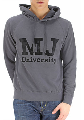 Marc Jacobs Sweatshirt for Men On Sale in Outlet, Grey, Cotton, 2017, S XS