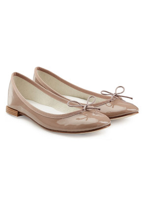 Repetto Patent Leather Ballerinas