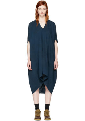 Visvim Indigo Ruana Dress