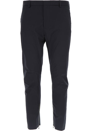Lanvin Pants for Men On Sale, navy, Cotton, 2017, 30 32 34 36