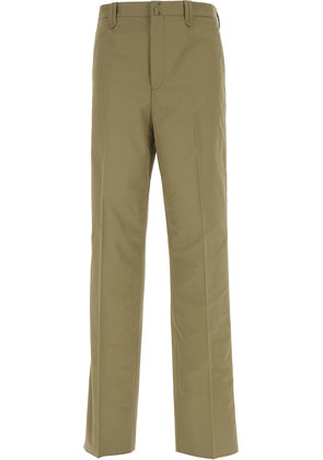 Lanvin Pants for Men On Sale, Kaki, Cotton, 2017, 30 32 34 36